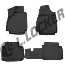 Полиуретановые коврики в салон ВАЗ Нива 21213-218 (10-) 3D (L.Locker)