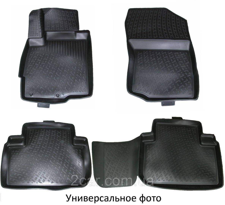 Полиуретановые коврики в салон УАЗ  Патриот I (2012-) 3D (L.Locker)