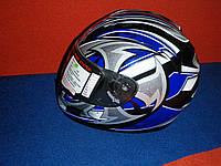 Мото шлем интеграл Vega altura