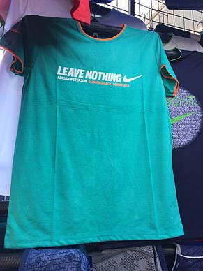 Спортивная футболка с принтом JUST DO IT, фото 2