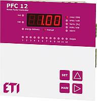 Регулятор реактивної потужності ETI PFC 12 RS (4656907)