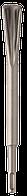 Штробник SDS-Plus 22x250 бетон