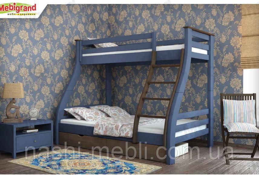 Двоярусне ліжко Аляска МГ.