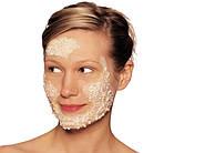 Народные рецепты масок для лица.