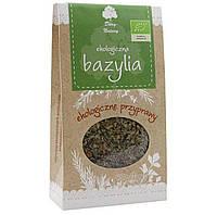 Органический базилик сушеный, DARY NATURY, 25 гр