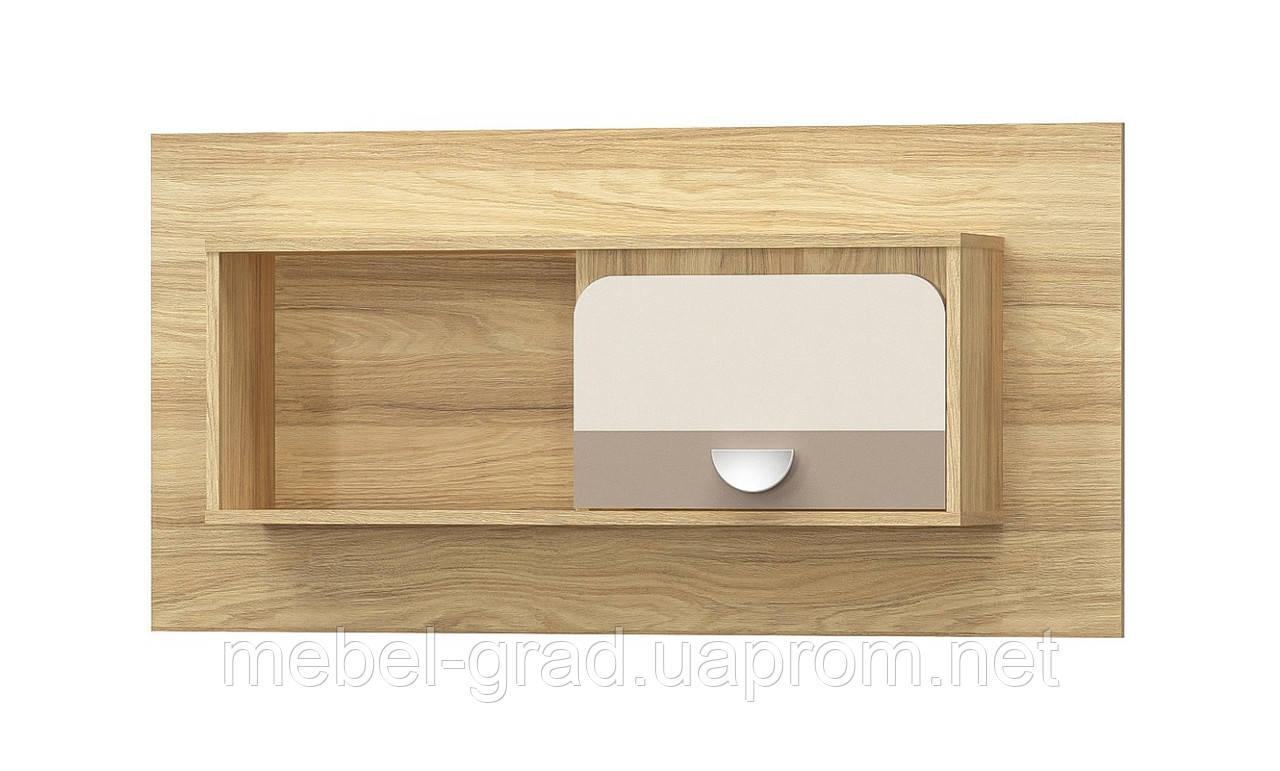Полка навесная 1Д Лами Мебель Сервис