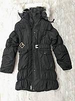 Подростковая зимняя куртка на девочку
