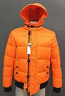 Куртка молодёжная/мужская под бренд, пух