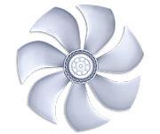 Осьовий вентилятор Ziehl-Abegg FB045-SDK.4C.V4P