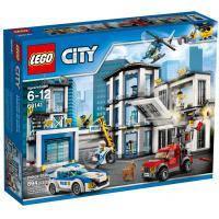 Конструктор LEGO City Полицейский участок (60141)
