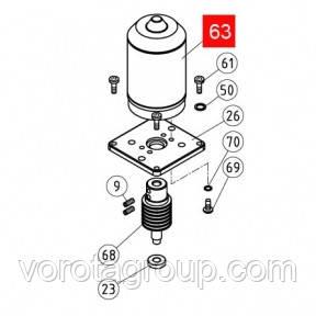 Двигатель NICE ROAD400 (MHO0763)