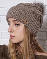 Женская шапка Зара