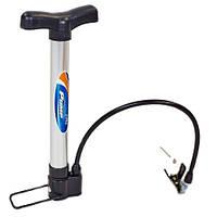 Насос напольный ручной для мячей, велосипедов CIMA CM-P106
