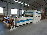 Мембранно-вакуумный пресс б/у Kic P260 (Корея) с двумя загрузочными столами 06 года