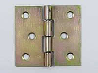 Петля складная  40х40 толщина металла 1мм