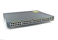 Коммутатор Cisco SB SF200-48P 48-Port 10/100 PoE Smart Switch (SLM248PT-G5)