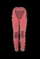 Термоштаны женские Haster Alpaca Wool S/M Красные