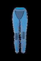 Термоштаны женские Haster Alpaca Wool XS Синие