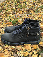 Зимнее мужские ботинки, фото 1