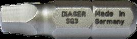 Біта квадрат SQ 1 25мм Diager