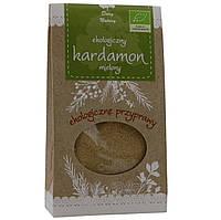 Органический кардамон молотый, DARY NATURY, 50 гр
