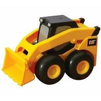 """Машинка Toy State инерционная CAT """"Погрузчик"""", 12 см"""