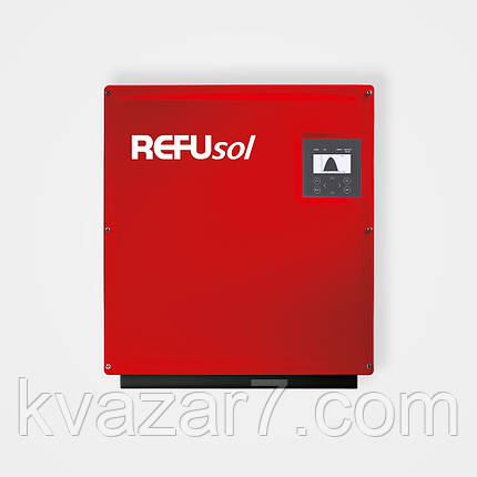 REFUsol 13K, фото 2
