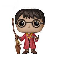 Фигурка Funko Pop Harry Potter with broom Гарри Поттер с метлой HP W 08