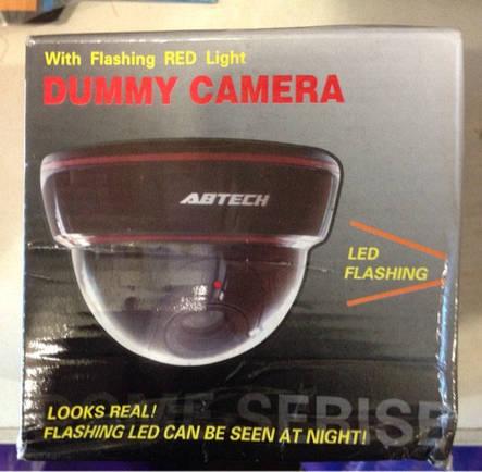 Муляж камера видеонаблюдения, камера обманка код 5466, фото 2