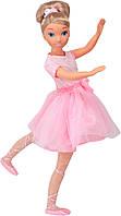 Говорящая кукла Molly Прима-балерина 90 см Bambolina (BD1383)