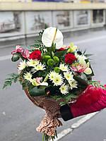 """Уникальный букет цветов """" Моя радость """""""