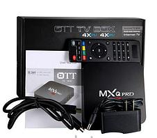 ТВ приставка Android TV BOX MQ PRO 1+8 (4 ядра), фото 2