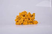 Стабилизированный мох yellow 250 грамм/упаковка