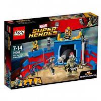 Lego Super Heroes ТОР ПРОТИВ ХАЛКА: БОЙ НА АРЕНЕ