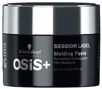 Моделирующая паста SCHWARZKOPF Osis+ Session Label Molding Paste