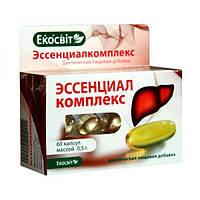 Эссенциалкомплекс 60 кап 0,5 г ( Экосвит )