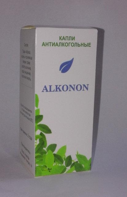 Alkonon - капли от алкоголизма (Алконон), 30 мл
