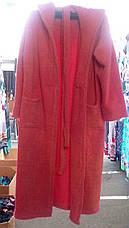 Женский махровый халат 42-52р цвета в ассортименте, фото 3