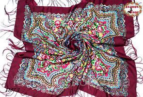 Павлопосадские платки, палантины, шали