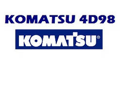 KOMATSU 4D98