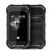 Защищённый смартфон Blackview BV6000s 4G зелёный