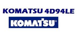 KOMATSU 4D94LE
