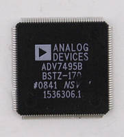 НОВАЯ Микросхема Analog devices ADV7495B ADV7495BBSTZ-170 KPI30730