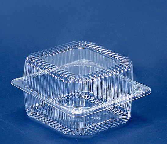 Одноразовая блистерная упаковка Пластиковый контейнер  135*130*77 см, фото 2