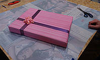 Подарочная упаковка картин до 0,5м
