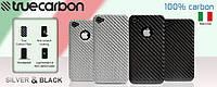 Чехол для iPhone 4/4S - Truecarbon Carbon back cover