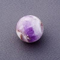Шар из камня Аметист d-2,5см