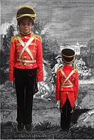 Оловянный солдатик. Детские карнавальные костюмы