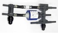 Дозирующее устройство PLUS KVL1073A моющего средства для Unox XEVC, XEBC 6-й серии