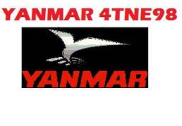 YANMAR 4TNE98